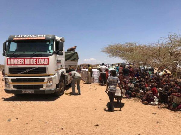 East Africa Famine Appeal - SEWA